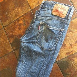 Denim Levi's Jeans